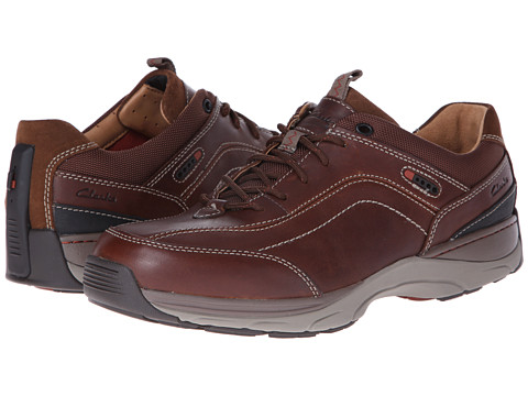 Pantofi Clarks - Skyward Vibe - Brown