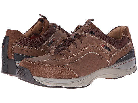 Pantofi Clarks - Skyward Vibe - Tobacco