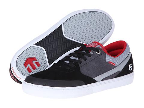 Adidasi etnies - Esow Rap CL - Black/Grey/Red