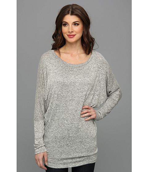 Bluze Culture Phit - Klara Dolman Top - Light Grey
