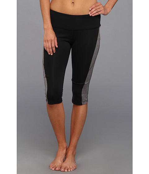 """Pantaloni New Balance - Fashion Capri 16\"""" inseam - Black/Black"""