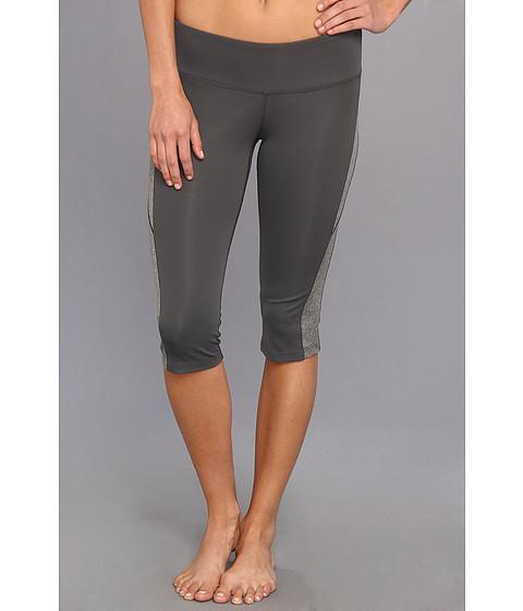 "Pantaloni New Balance - Fashion Capri 16\"" inseam - Magnet/Magnet"