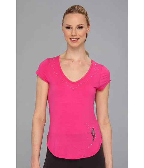 Lenjerie Betsey Johnson - Rayon Knit Tee - Think Pink