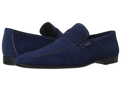 Pantofi Magnanni - Rocco - Navy