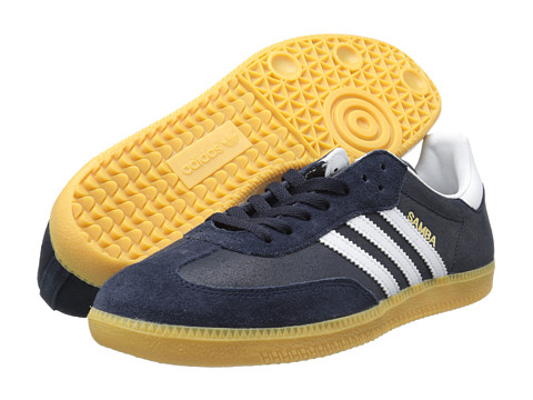 Adidasi Adidas Originals - Samba - Legend Ink/White/Metallic Gold