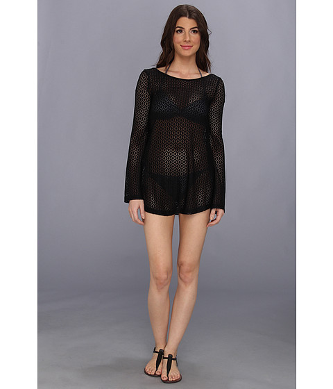 Costume de baie Body Glove - Tessa Tunic Top Cover-Up - Black