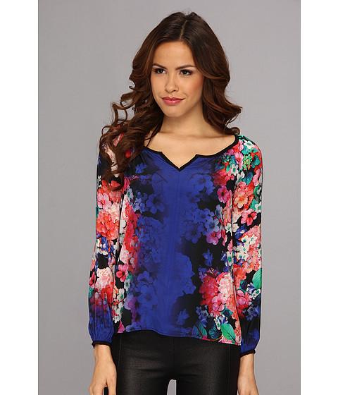 Bluze Nanette Lepore - Seaside Top - Floral Multi