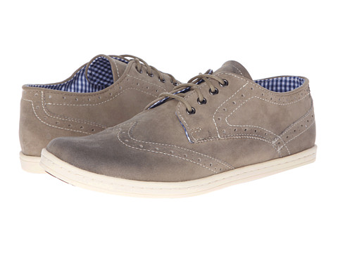 Adidasi Ben Sherman - Nick Brogue Sneaker - Stone