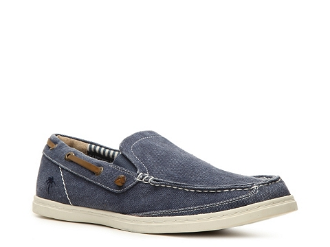 Pantofi Margaritaville - Dock Canvas Slip-on - Navy Blue