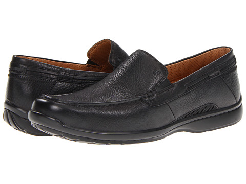 Pantofi Clarks - Un.Sand - Black Leather