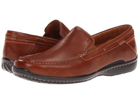 Pantofi Clarks - Un.Sand - Tan Leather
