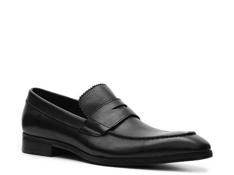 Pantofi Bacco Bucci - Constantine Loafer - Black