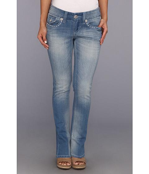 Blugi Seven7 Jeans - Petite Rocker Slim in Coast - Coast