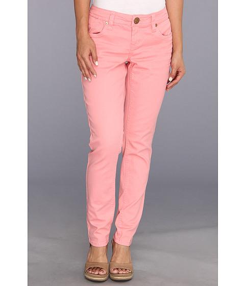 Blugi Seven7 Jeans - Petite Skinny in Light Coral - Light Coral