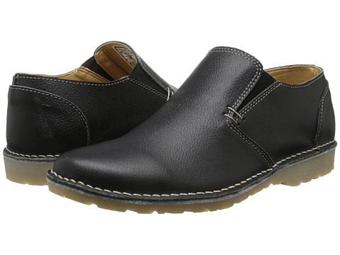 Pantofi Type Z - Tyler - Black Leather