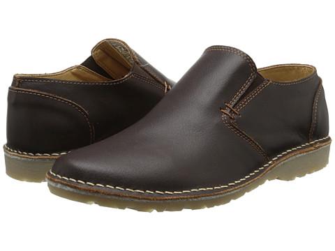 Pantofi Type Z - Tyler - Brown Leather