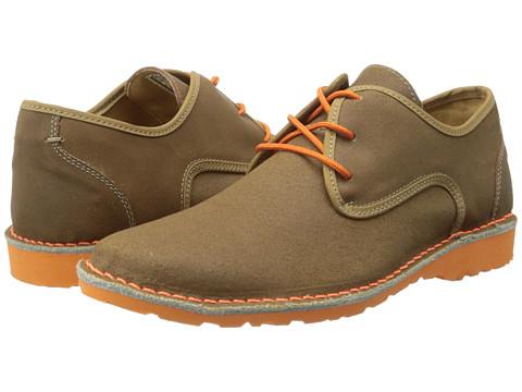 Pantofi Type Z - Alexander - Camel Suede