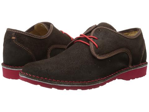 Pantofi Type Z - Alexander - Chocolate Suede