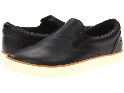 Pantofi Keen - Santa Cruz Slip-On - Black