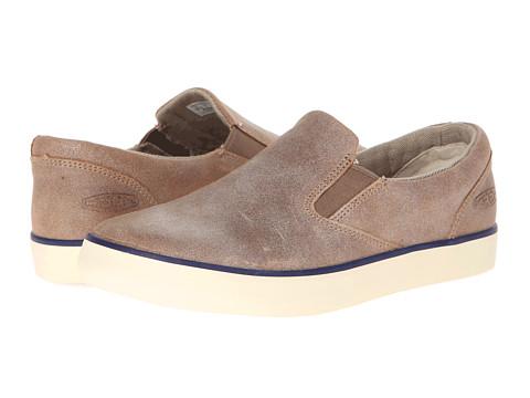 Pantofi Keen - Santa Cruz Slip-On - Latte
