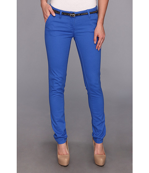 Blugi Maison Scotch - Skinny Chino - Blue
