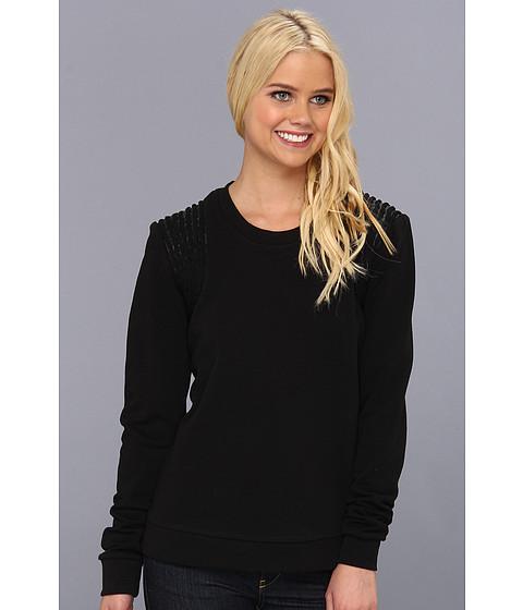 Bluze Joes Jeans - Jessa Rope Embellished Sweatshirt - Black