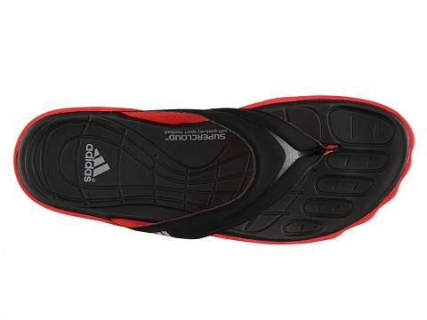Pantofi adidas - adiPure Flip Flop - Black/Red