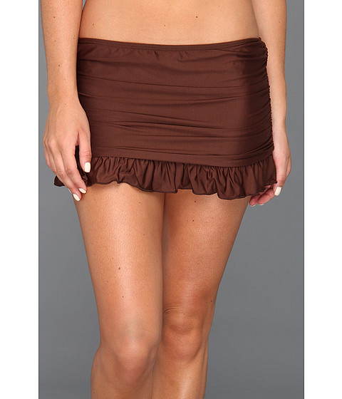 Costume de baie Athena - Heavenly Skirted Pant - Brown