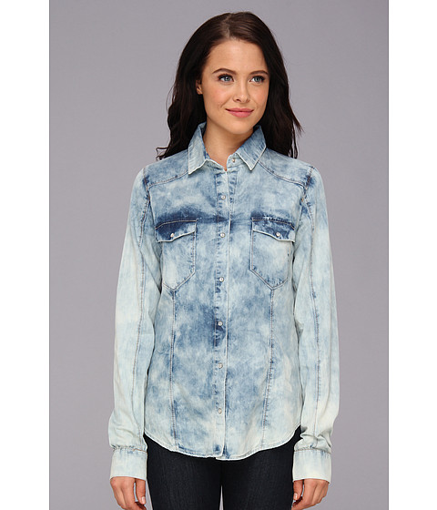 Camasi Gabriella Rocha - Elise Denim Top - Blue