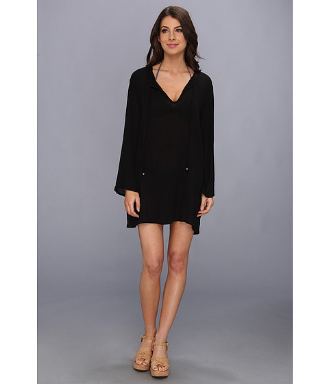 Costume de baie Athena - Heavenly Tunic Cover-up - Black