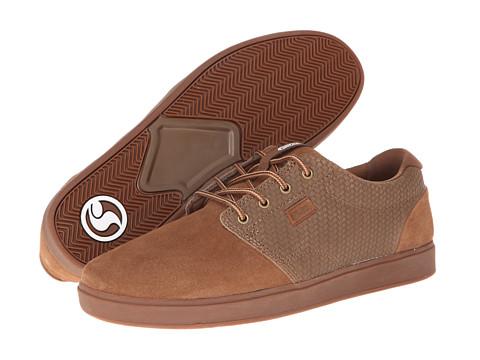 Adidasi DVS Shoe Company - Daewon 13 VPR - Brown Weave Suede