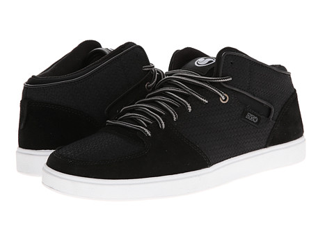 Adidasi DVS Shoe Company - Torey VPR - Black Weave Suede