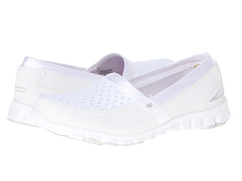 Adidasi SKECHERS - Two Step - White