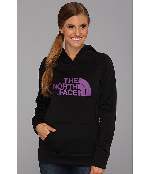 Bluze The North Face - Fave-Our-Ite Pullover Hoodie - TNF Black/Pixie Purple