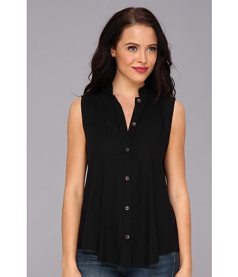 Bluze Alternative Apparel - Sachi Top - Black