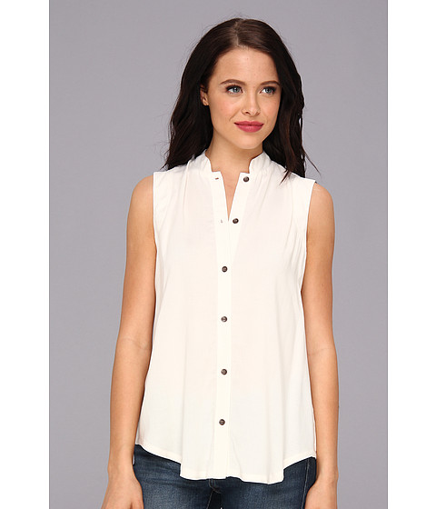 Bluze Alternative Apparel - Sachi Top - White