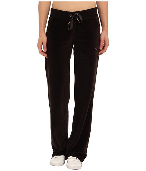 Pantaloni PUMA - Velour Pant - USA Black