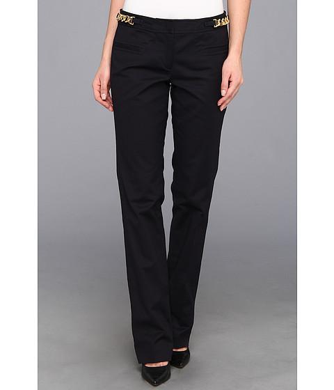 Pantaloni MICHAEL Michael Kors - Sexy Hardware Pant - Dark Midnight