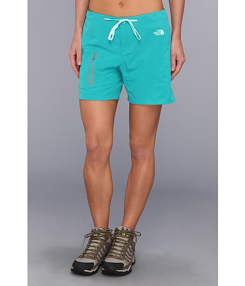 Pantaloni The North Face - Echo Lake Apex Washoe Short - Jaiden Green/Beach Glass Green