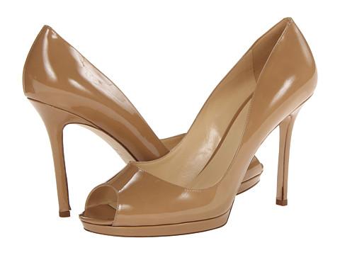 Pantofi Kate Spade New York - Fine - New Camel Patent