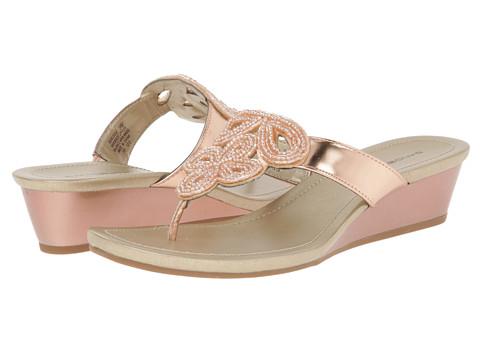 Sandale Bandolino - Bessie - Light Pink Synthetic