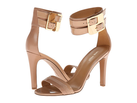 Pantofi Nine West - Estrilada - Natural Multi Leather