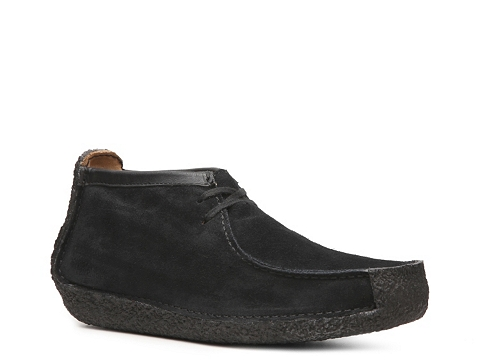Pantofi Clarks Originals - Redland Chukka Boot - Black