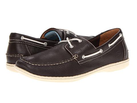 Pantofi Born - Henri - Mahogany Full-Grain Leather