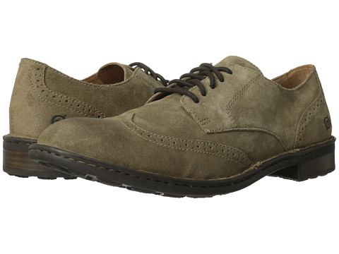 Pantofi Born - Bainbridge - Marmotta (Light Taupe) Suede
