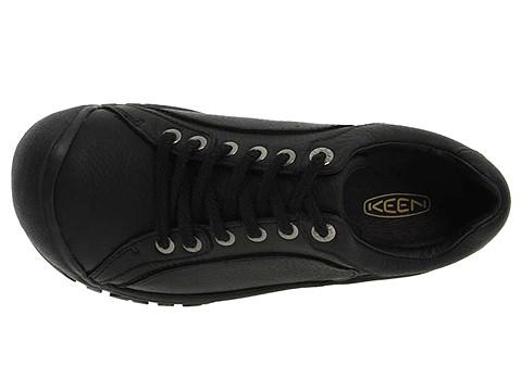 Adidasi Keen - Briggs II - Black (Full-Grain)
