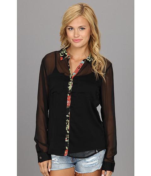 Bluze Volcom - Rosebud L/S - Black