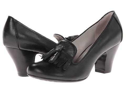 Pantofi Hush Puppies - Lonna Pump KL - Black Leather