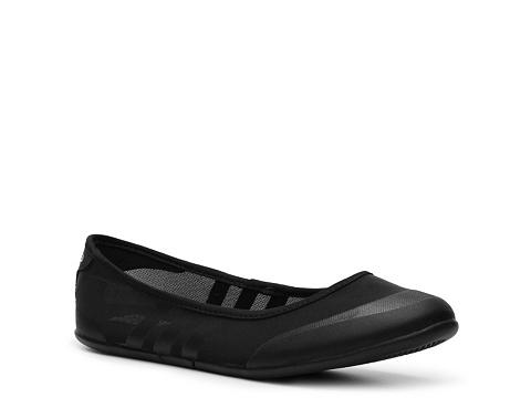Adidasi adidas - NEO Sunlina Sport Flat - Black