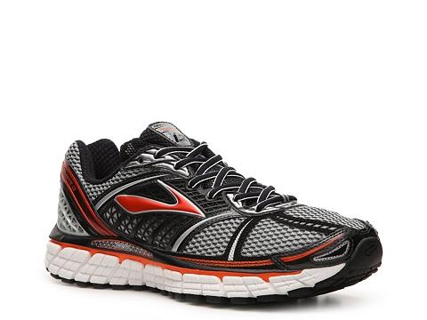 Pantofi Brooks - Trance 12 Performance Running Shoe - Mens - Sliver/Black